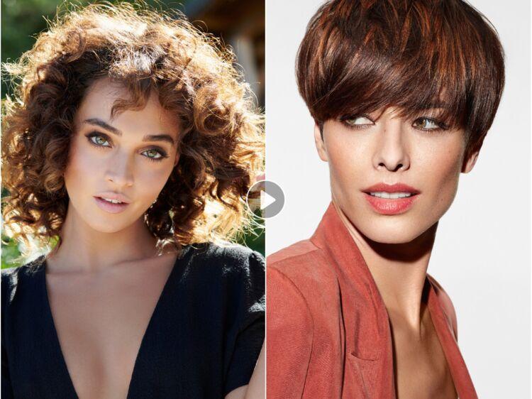 Les tendances coupe de cheveux du printemps,été 2018  Femme Actuelle Le MAG