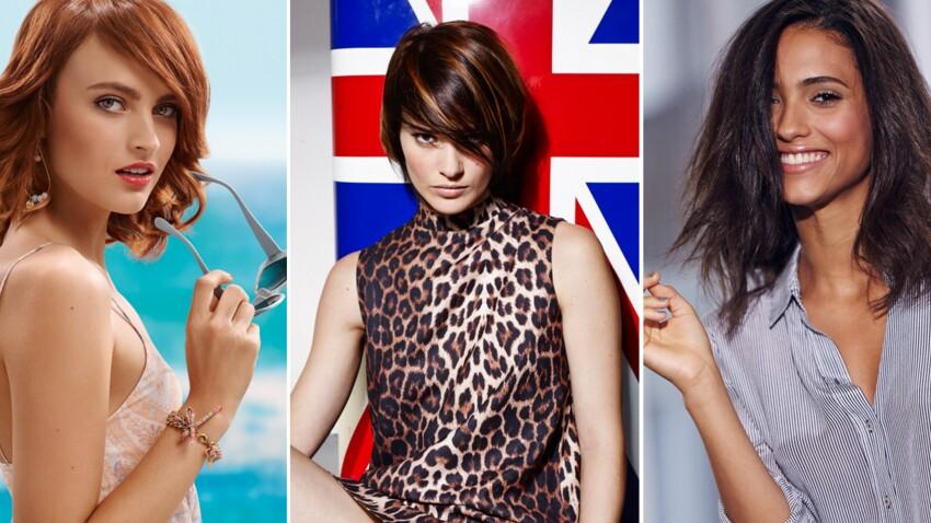 Coupes de cheveux, les tendances du printemps/été 2015