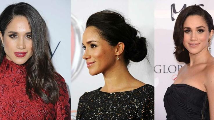 Meghan Markle : 10 coiffures inspirées de la fiancée du prince Harry