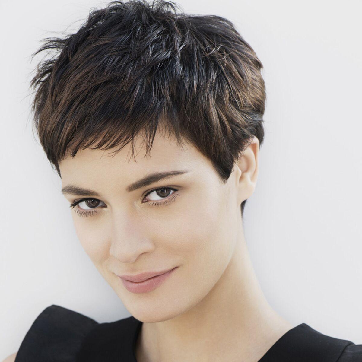 Cheveux Vite Une Coupe Courte Femme Actuelle Le Mag