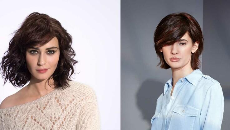 Coupes de cheveux des femmes Г©lГ©gantes aprГЁs 45 ans