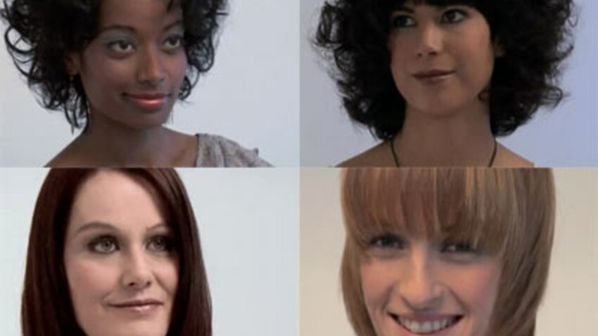 4 lectrices, 4 relookings coiffure
