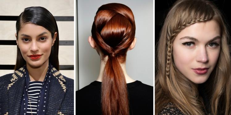 Spécial beauté : les tendances coiffures de la saison