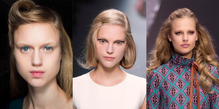 Tendances coiffure : 15 looks de podium à oser