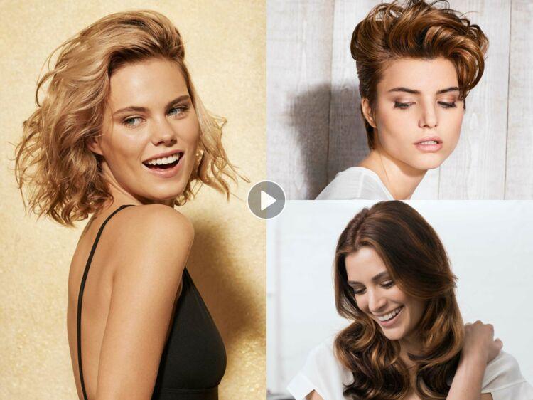 Les Tendances Coupe De Cheveux Du Printemps Ete 2017 Femme