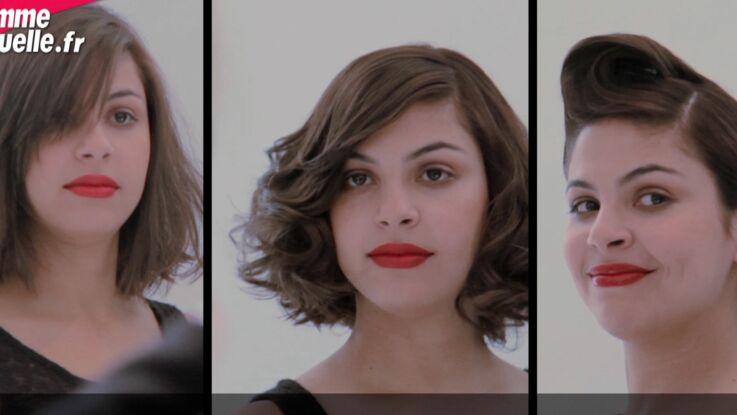 Le relooking coiffure de Tessa
