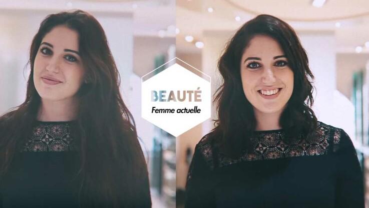 Vidéo - Relooking cheveux : passez du long au mi-long