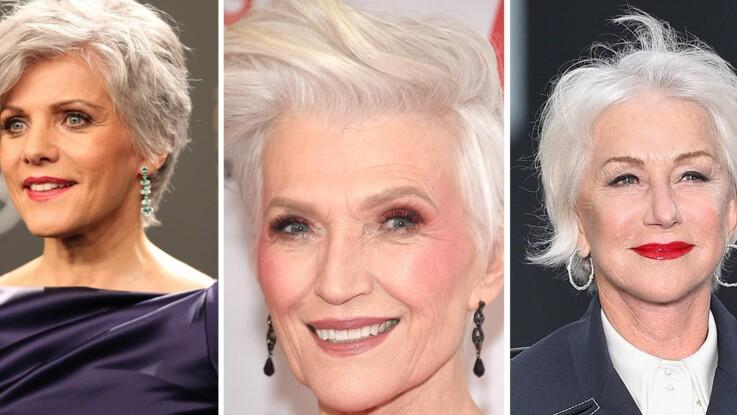 Glenn Close, Diane Keaton, Helen Mirren... 20 stars sublimes avec leurs cheveux blancs
