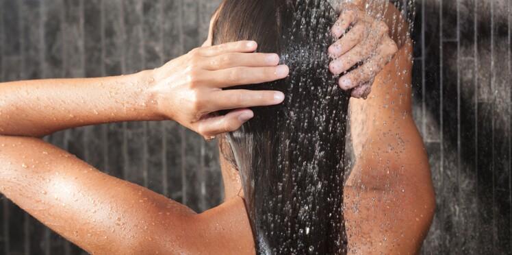 L'après-shampoing, l'allié des cheveux secs