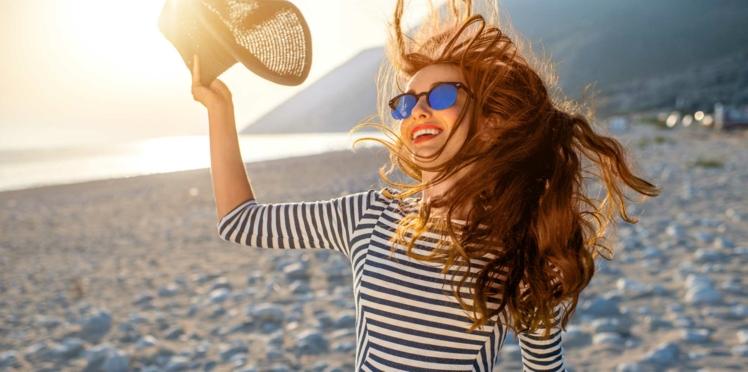 Cheveux en vacances, 3 réflexes qui sauvent