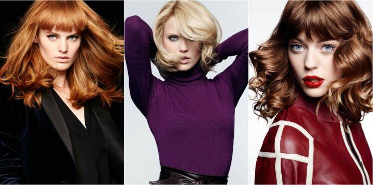 Cheveux : les colorations irrésistibles de l'automne