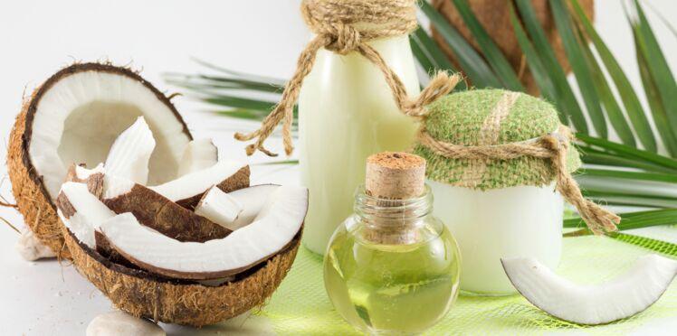 L'huile de coco : remède magique pour mes cheveux ?