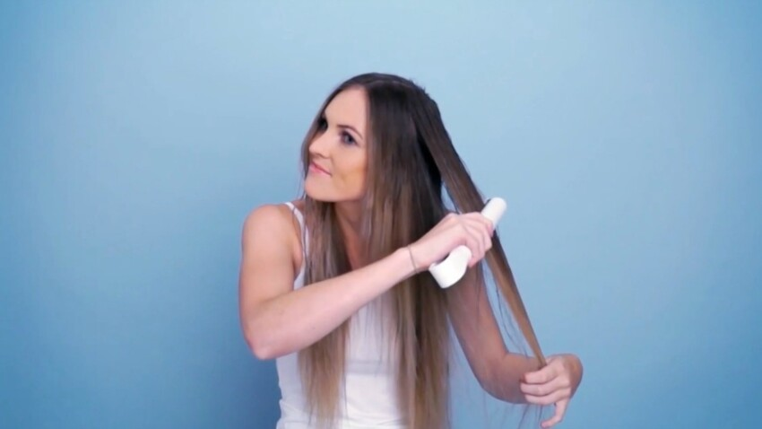 Vidéo : un fer à lisser qui n'abime pas mes cheveux