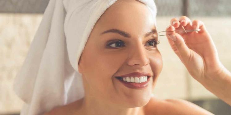 9 astuces pour s'épiler les sourcils sans douleur