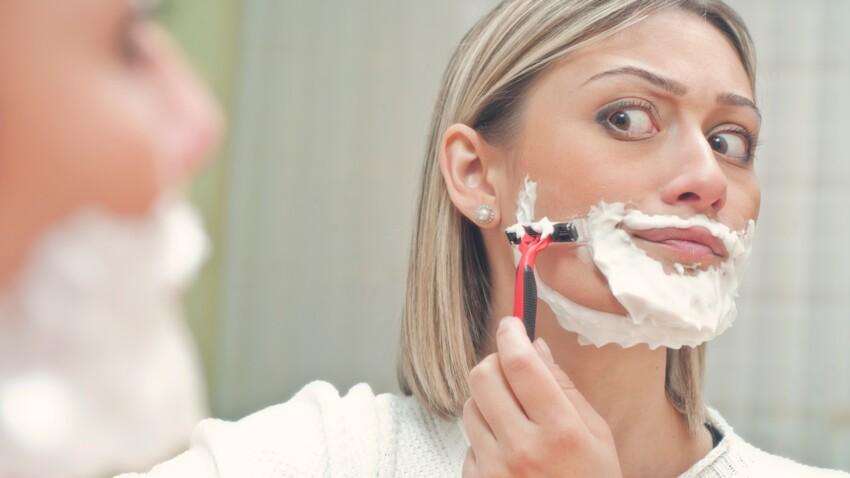 Sourcils, duvet, lèvre supérieure : peut-on se raser le visage ?