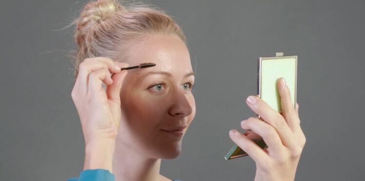 L'épilation des sourcils (vidéo)