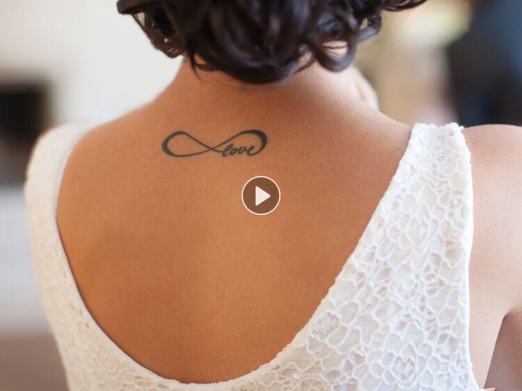 Video 10 Idees De Tatouages Minimalistes Femme Actuelle Le Mag