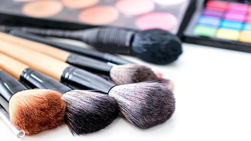 Astuce make-up : comment prendre soin de vos pinceaux