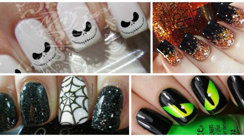 Nail art : 13 idées et astuces pour Halloween