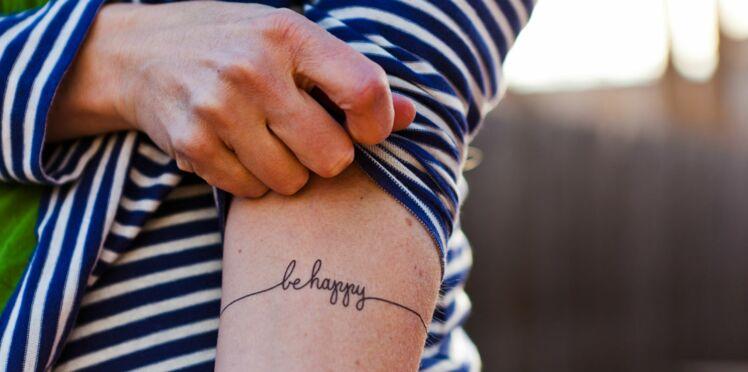 Comment faire durer un tatouage temporaire ?