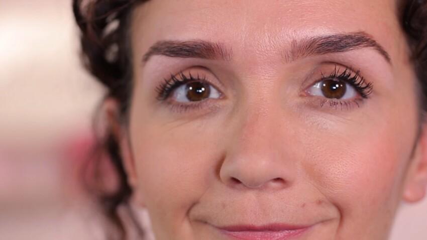 Vidéo : épilation et maquillage des sourcils pour rajeunir le regard