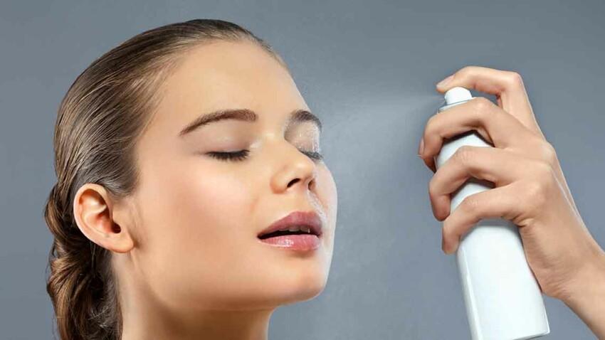 Fixateur de maquillage : secrets et astuces de pro
