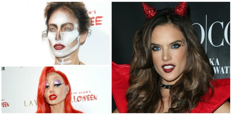 Halloween : 10 idées maquillage à chiper aux stars