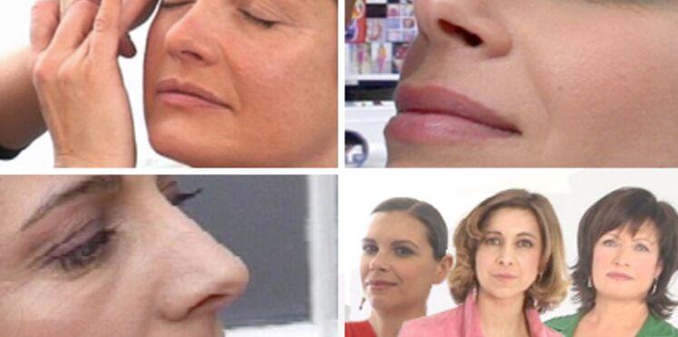 Le relooking maquillage de nos lectrices
