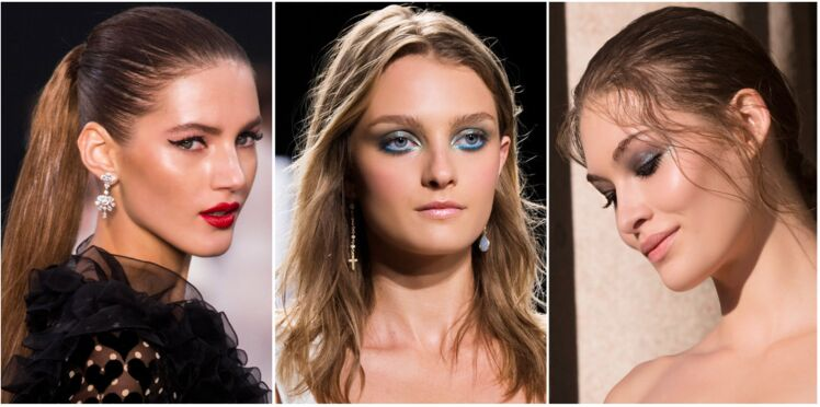 Les tendances make-up du printemps-été 2018