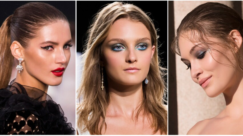 Les tendances make-up du printemps-été 2018