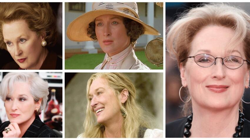 Meryl Streep, ses 10 looks beauté cultes au cinéma