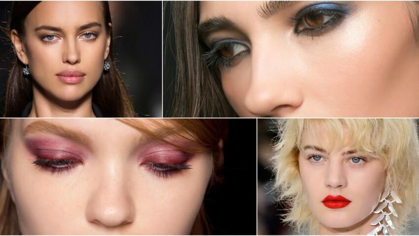 10 tendances maquillage printemps-été que vous allez adorer