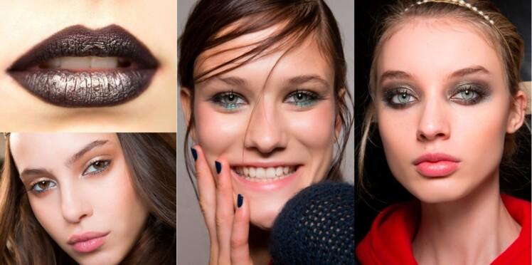 Maquillage métallique : 20 façons de le porter facilement