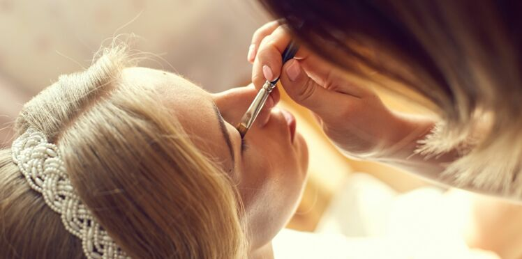 Mariage : les astuces pour faire tenir son make-up toute la journée
