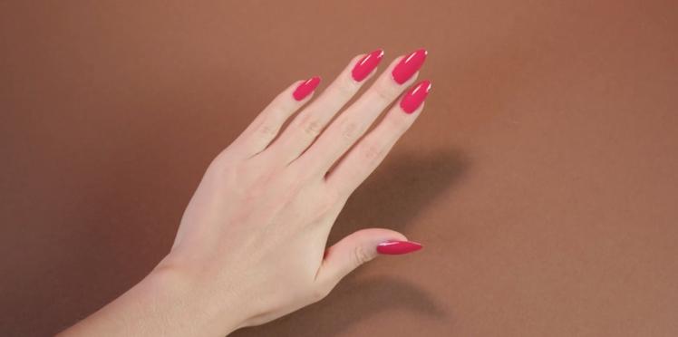 Tutoriel manucure : les ongles pointus (vidéo)
