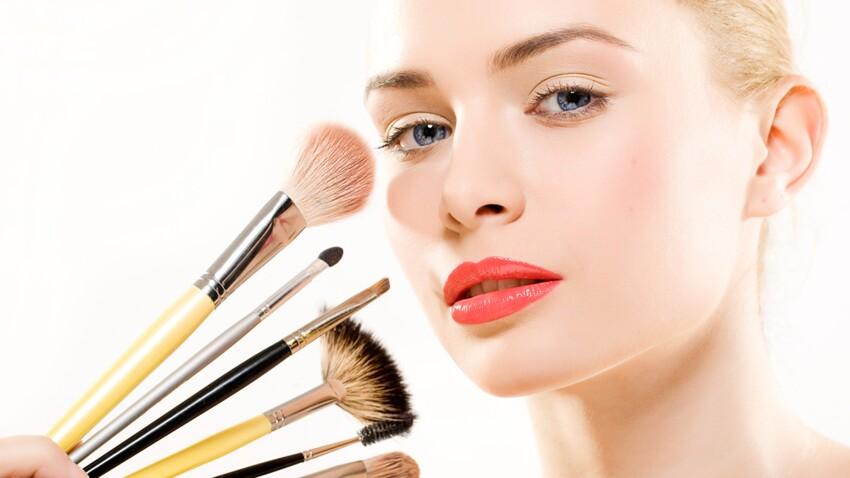 Pinceaux: comment les choisir pour bien se maquiller ?