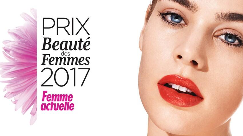 Prix Beauté des Femmes 2017 : les produits gagnants
