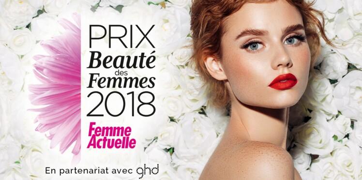 Prix Beauté des Femmes 2018 : les produits gagnants