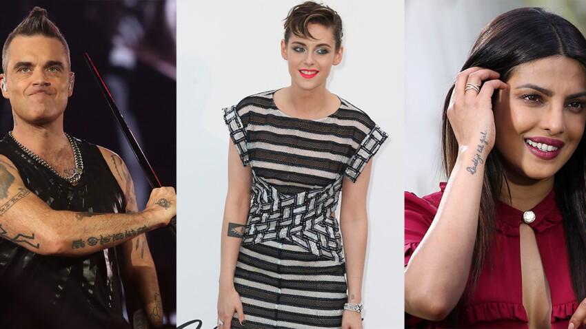 Tatouage au bras : 10 stars dont on s'inspire
