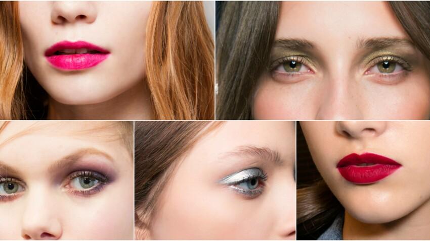 Maquillage automne-hiver 2016-2017, les couleurs qui vont vous sublimer