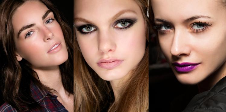 Tendances maquillage automne/hiver : tout ce que l'on va porter