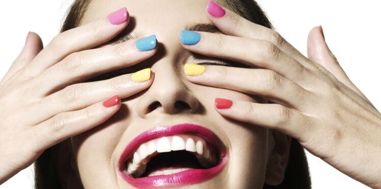 Vernis : 20 couleurs qui nous rendent addictes
