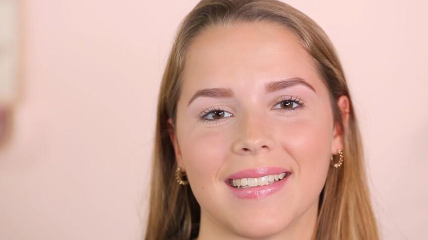 Vidéo : le maquillage des sourcils pour un visage rond