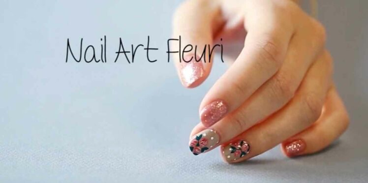 Vidéo - Nail art fleuri : réalisez de superbes motifs sur vos ongles