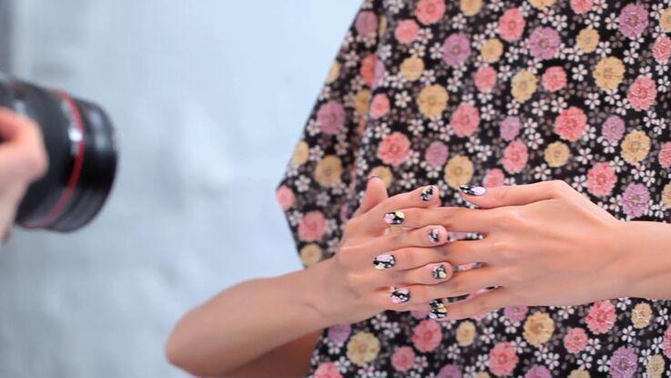 La folie des ongles peints