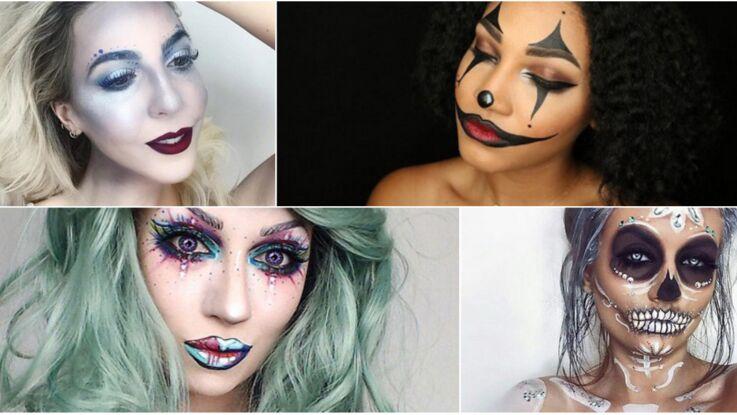 20 maquillages d'Halloween vraiment bluffants vus sur Instagram