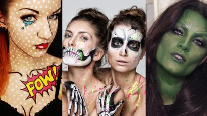 Maquillage D Halloween 5 Idees Inratables Pour S Inspirer Femme Actuelle Le Mag