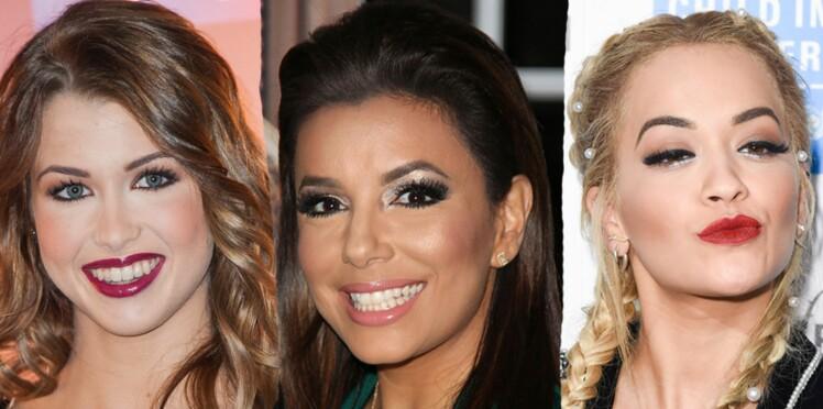 Maquillages de fêtes : 5 looks de stars décryptés