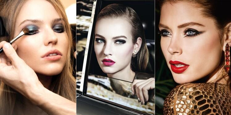 Maquillages de fêtes : les tendances à adopter