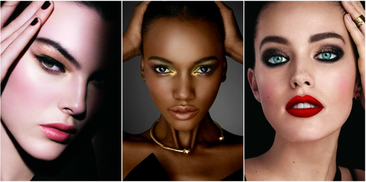 Maquillage des yeux, un regard au top pour les fêtes